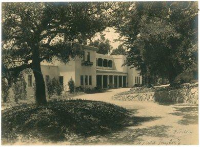 Chatfield-Taylor house (Montecito, Calif.)