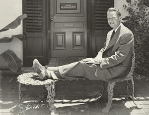 John Elgin Woolf, Master of Hollywood Regency, through July 19,2015, Palos Verdes Art center
