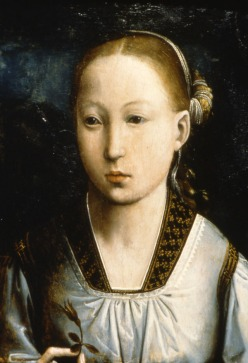Portrait of an Infanta